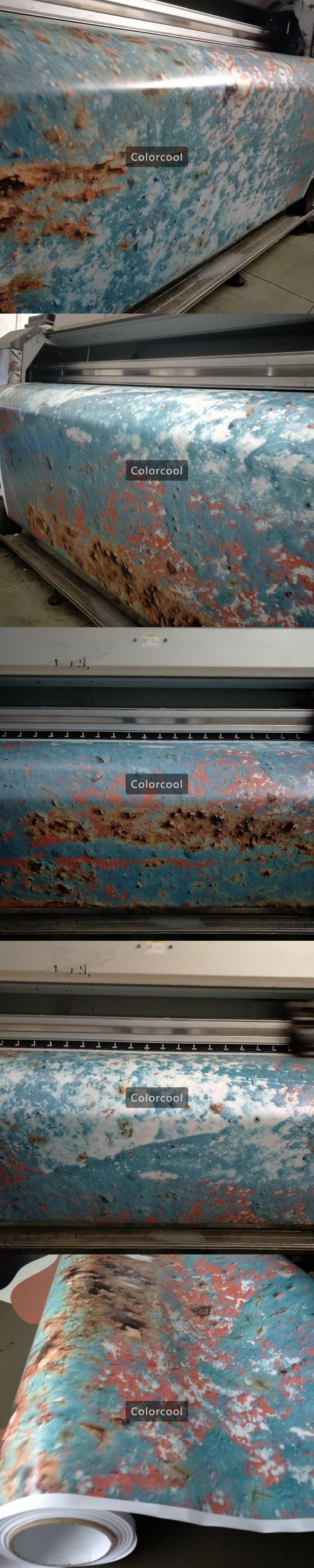 Iron Rust Vinyl Wrap Film For Car Wrap Rust style Wrapping Colored Car Full Body Wrap Vinyl Sticker Bomb Air Bubble Free IR-8