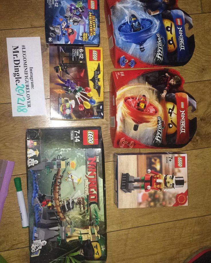 Lego for sale all brand new sealed #legoforsale #Lego #legolover #legominifigures #legostarwars #legosuperheros #legodc #legochima #legominifigure #legoninjago #lego #legocustom #legomarvel #legomen #legolov3rs #legolegolego #legobatmanmovie #lego #legostagram #legofollowers #legodinosaur #legomarvel #legolotr #legodisplay  #legorobber #legocrook #afol #legominifigurelover #legolester #lego #afolcommunity