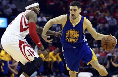 Game of the Day: Warriors at Rockets - 05-24-2015