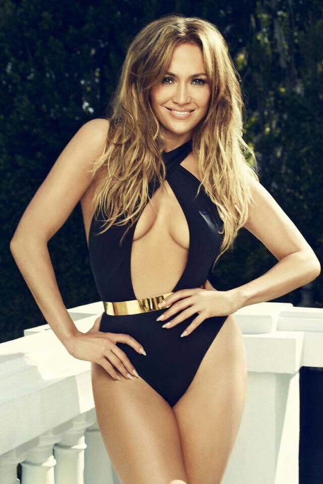 Jennifer Lopez #jlo in #black #bikini