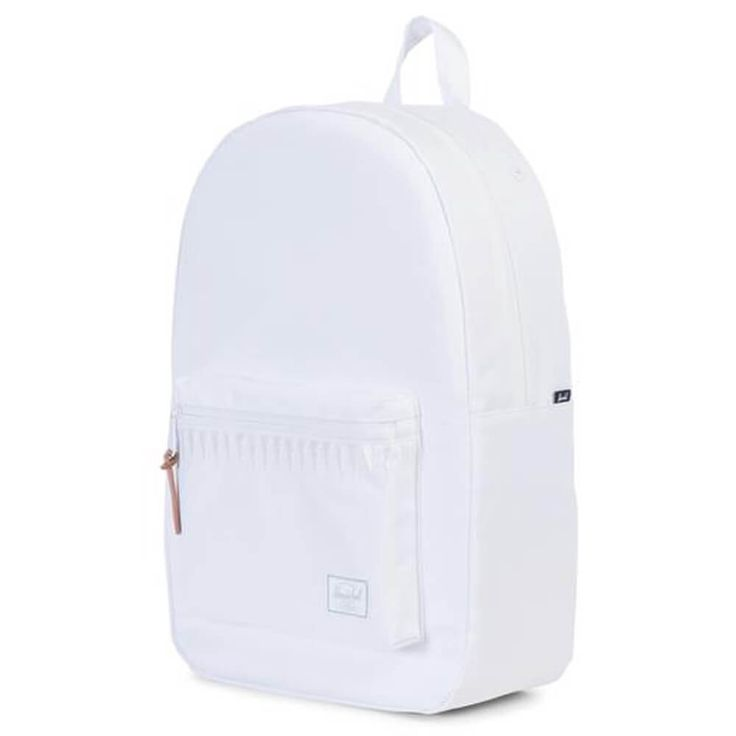 HERSCHEL SUPPLY CO. Settlement Backpack. #herschelsupplyco. #bags #leather #backpacks #cotton #