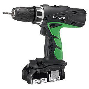 Hitachi DV18DCL2 Perceuse sans fil 18 V