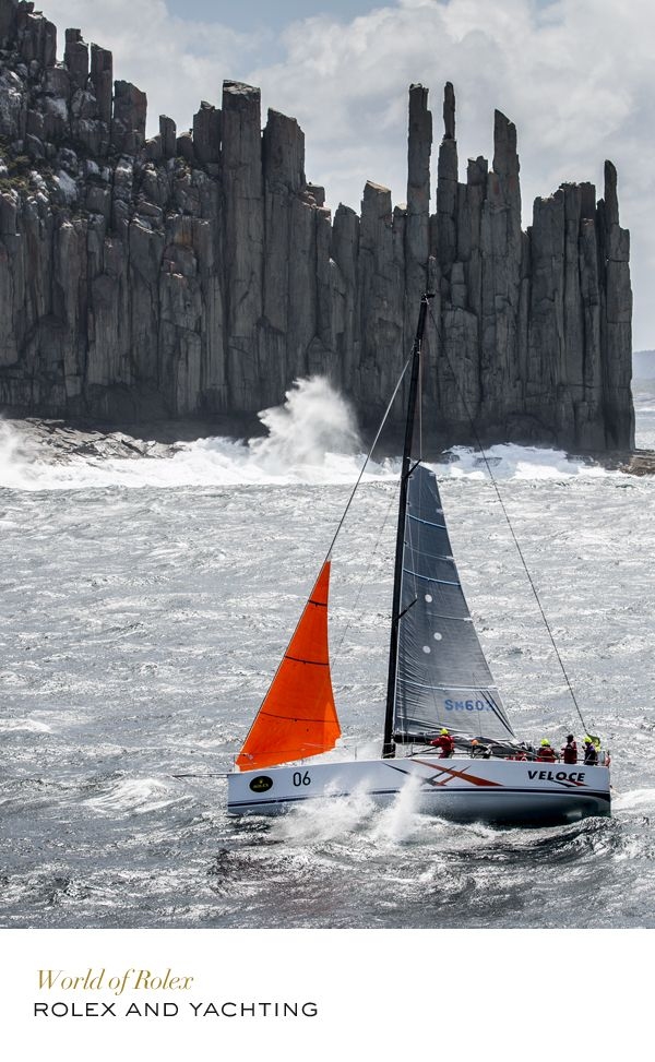 Rolex Sydney Hobart Yacht Race #Yachting #RolexOfficial
