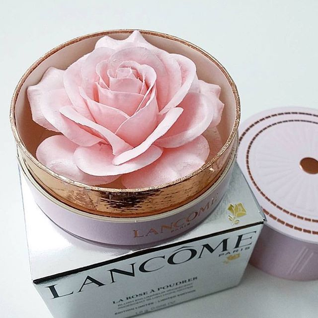 Lancôme rose highlighter