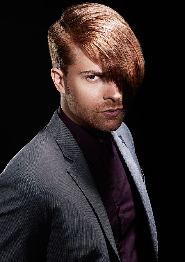 Balmain Hair Extensions Men's Collection. See how multi-award winning hairdresser Chris Foster created this stunning collection using Balmain Hair extensions & styling products.