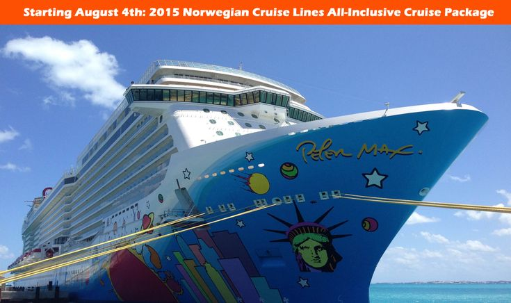 Norwegian Cruise Line to test our All-Inclusive Packages including specialty dining, adult beverage, wi-fi and more.  Could be a long-term game changer for cruising.