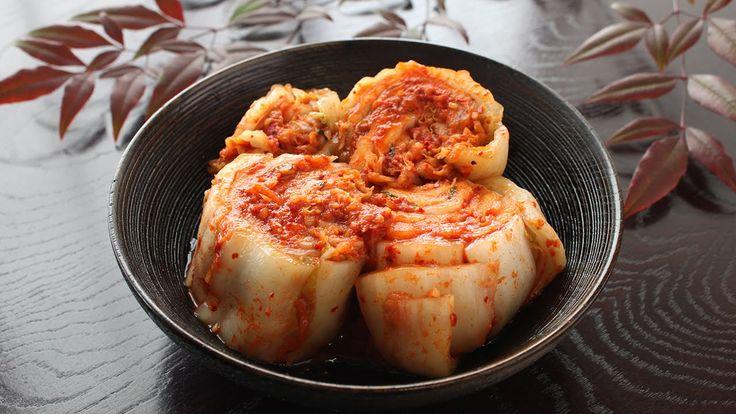 白菜キムチの作り方(本格レシピ) - How to make Napa Cabbage Kimchi