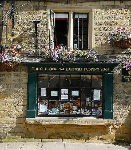 Bakewell Pudding Shop, Derbyshire