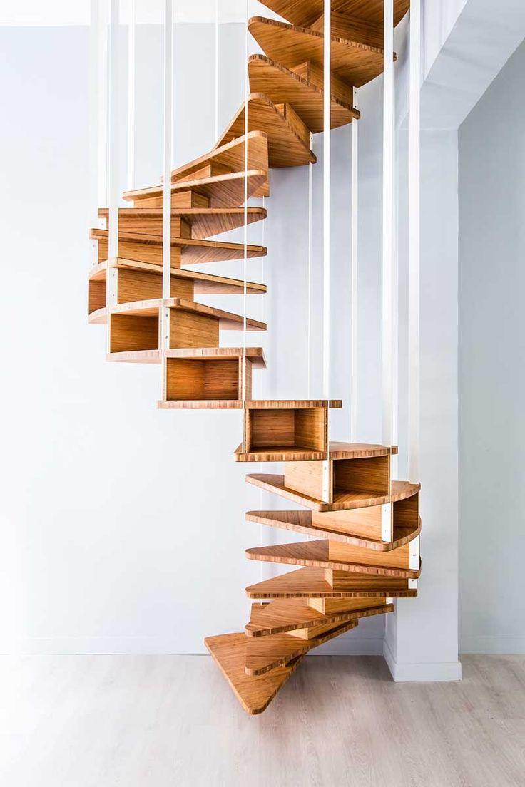 17 meilleures id es propos de escalier colima on sur. Black Bedroom Furniture Sets. Home Design Ideas