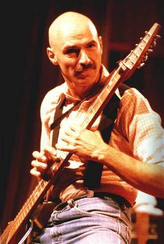 """""""Mommy, why is G. Gordon Liddy playing bass with King Crimson?"""" (Yes, I know it's really Tony Levin.)   -Grant Schinto https://www.facebook.com/GrantSchintoComedy?ref=ts=ts"""