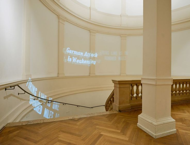 chezweitz | Krieg und Propaganda - Mobilmachung der Bilder - Museum für Kunst und Gewerbe Hamburg