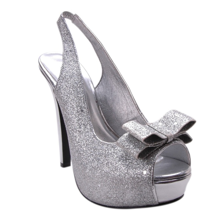 I love these!!!Allureshoesshimm 60, Fashion Shoes, Nightmovespromsho Shimmer, Design Shoes, Allure Shoes, Glitter Shoes, Allure Shimmer, Silver Shoes, Night Moving