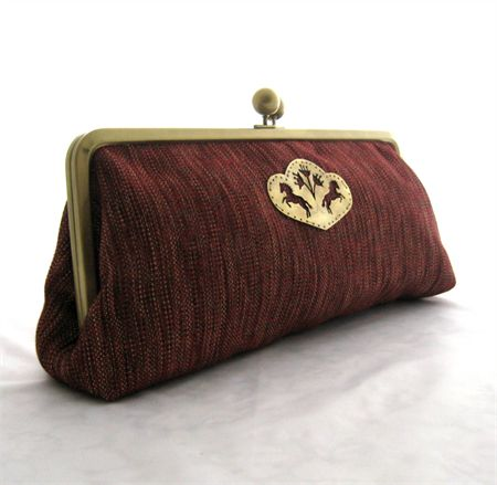 Long Clutch: To The Horses by All That Jazz http://madeit.com.au/Main/Item?itemId=815679