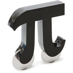 pi | ... Pi Solid Steel Bottle Opener , and add pi shaped ice cubes to your