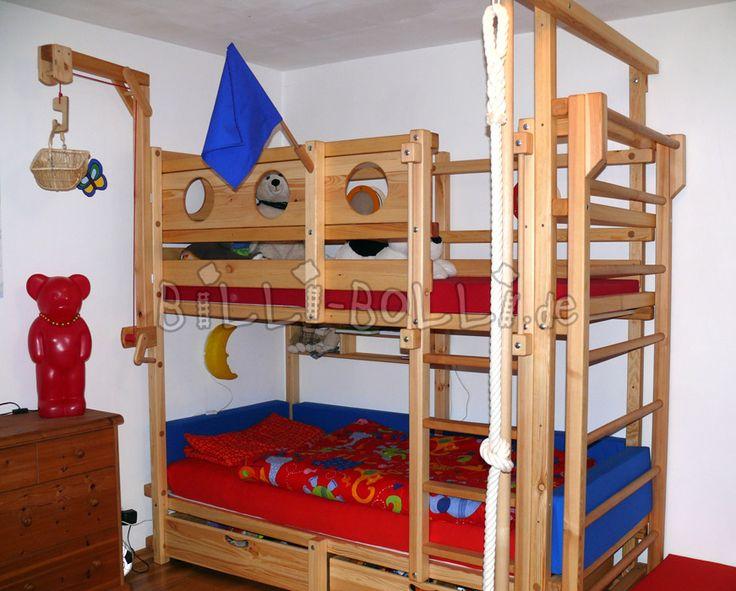 Bunk Bed   buy online   Billi-Bolli Kids Furniture