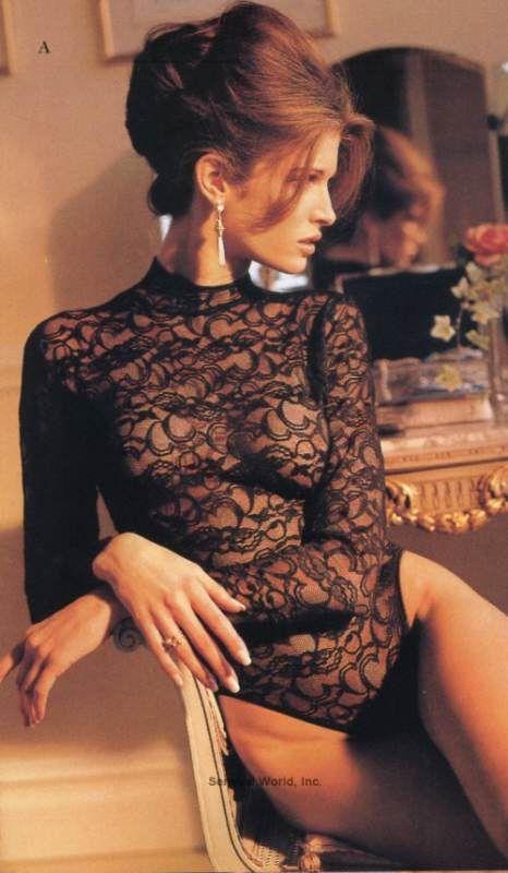 1992 Victoria Secrets Lingerie | ...