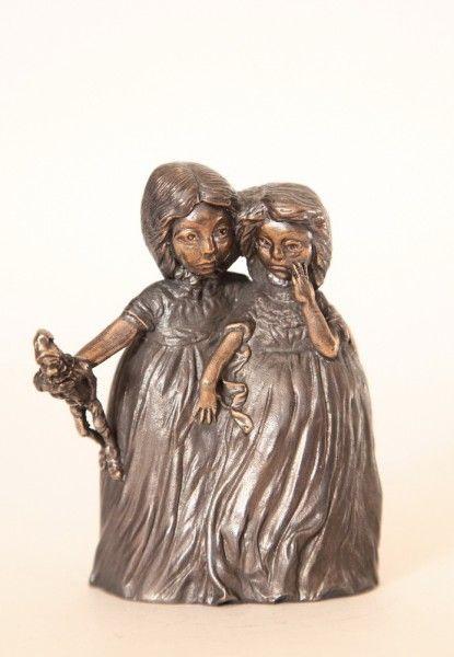 Sisters Bell. Колокольчики отлитые в Украине