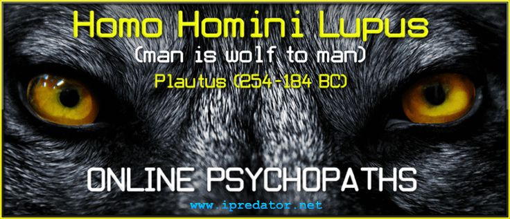 Online Psychopathy Image 57  Provided here is the link to iPredator's updated Online Psychopathy page presenting the traits of Online Psychopaths. At the base of the page, click on the PDF button to download the PDF paper. No personal information is required to download. Visit iPredator to review or download, at no cost, information about online psychopaths and the online psychopathy checklist by Michael Nuccitelli, Psy.D. Link: https://www.ipredator.co/ipredator/online-psychopaths/