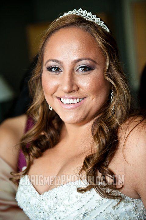 latina bridal makeup - photo#11