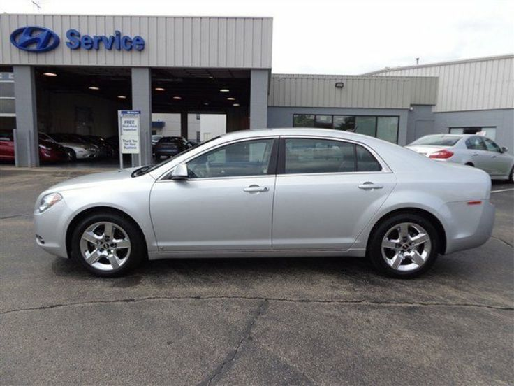 my new 2009 Chevy Malibu