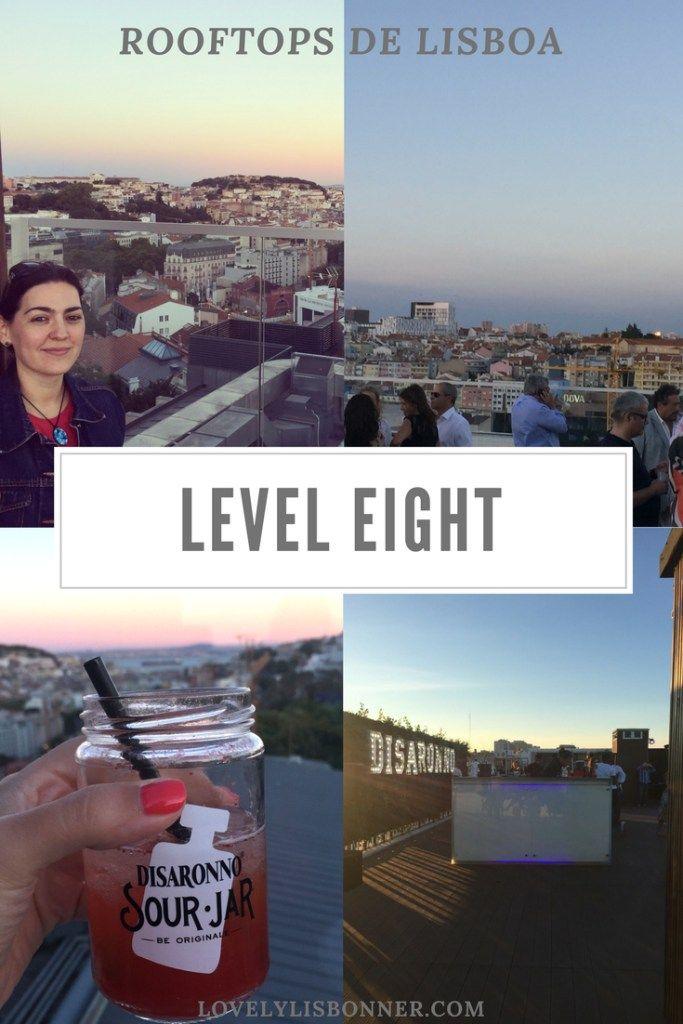 Rooftops de Lisboa - Level Eight - Lovely Lisbonner