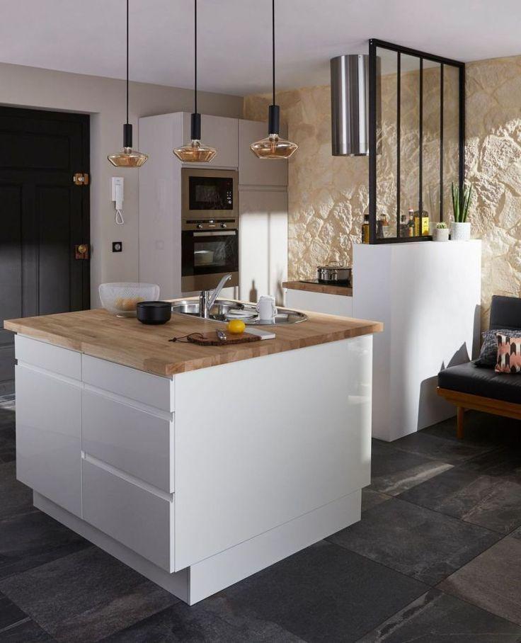 Successful Kitchen Open To Salon 20 Tips Kuchendesign Modern