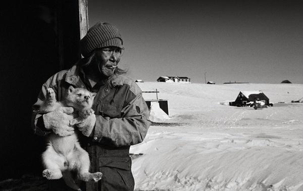 Beautiful photography © Ragnar Axelsson. Исчезающая Арктика