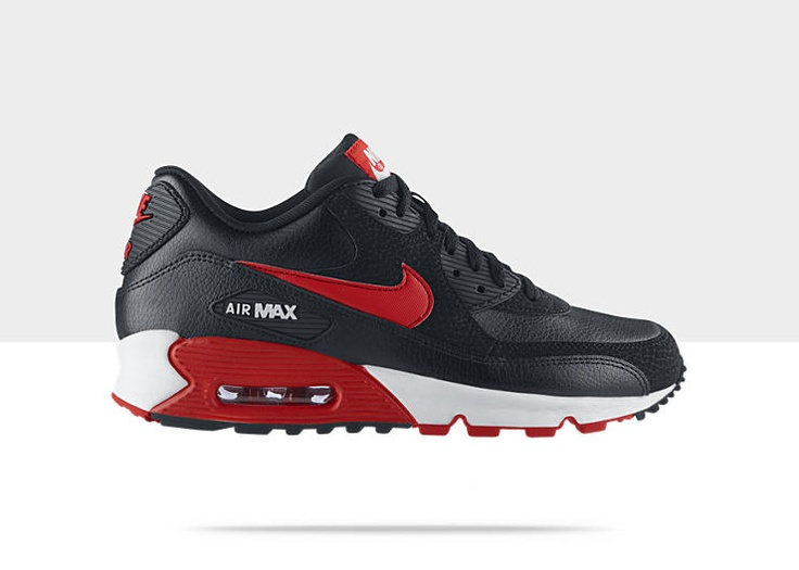nike air max 90 limited edition red skelton