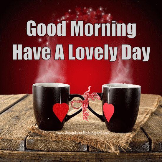 Good Morning Love Animated : Good morning love coffee animated