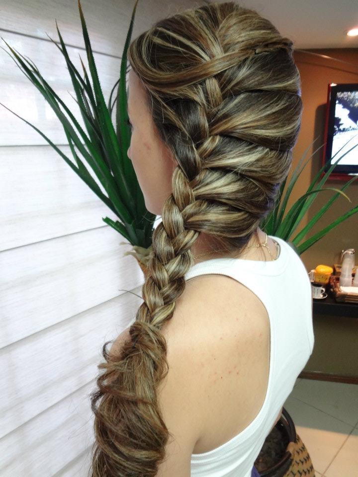 Sugestão para meu penteado de noiva