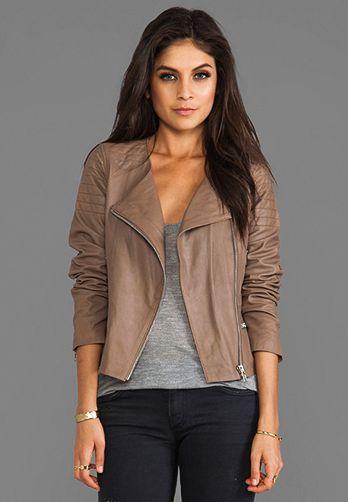 Best 25+ Grey Leather Jacket Ideas On Pinterest | Grey Leather Black Leather Jacket Outfit And ...