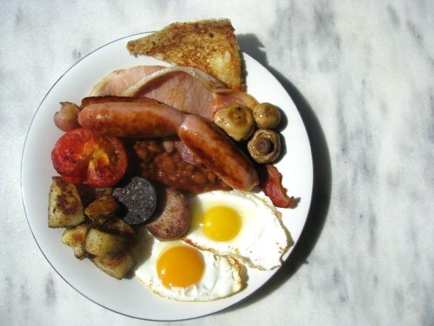 Your Guide to a Full English Breakfast (Fry-Up).