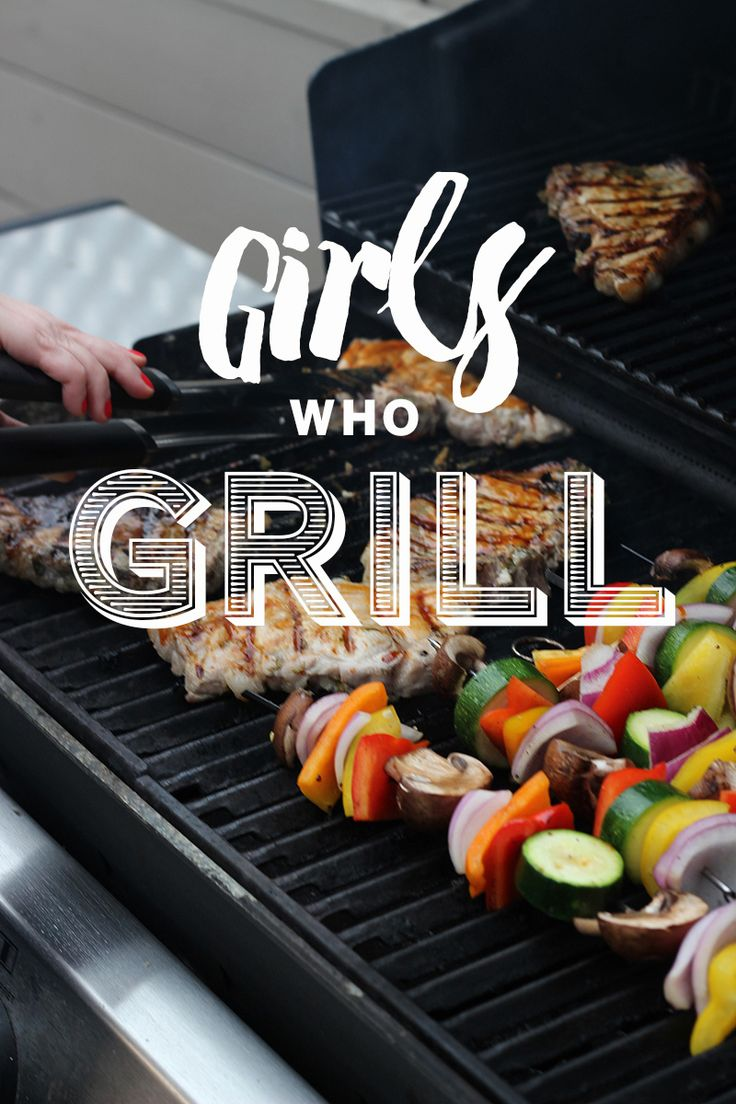 Girls Who Grill on The Sweet Escape