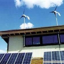 Sustentabilidade Energética Solar Termosolar e Eólica : Sistemas Eólicos de Energia para uso Residencial.