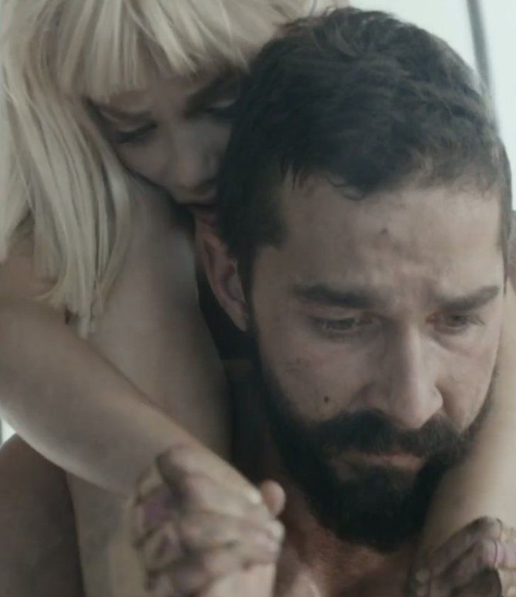 Pin for Later: Sia's New Music Video Stars Shia LaBeouf Dancing in His Underwear