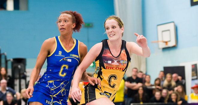 Sportvantgarde's blog. : Netball Superleague: Bath led from the outset to u...