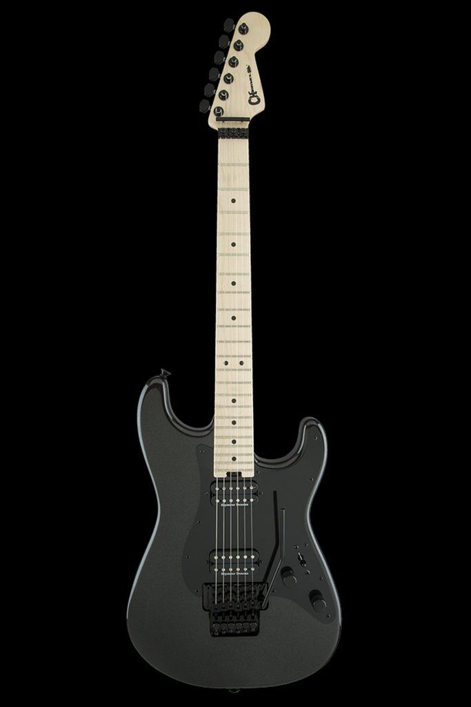 Charvel Pro Mod So Cal Style 1 Hh Fr M Metallic Black With