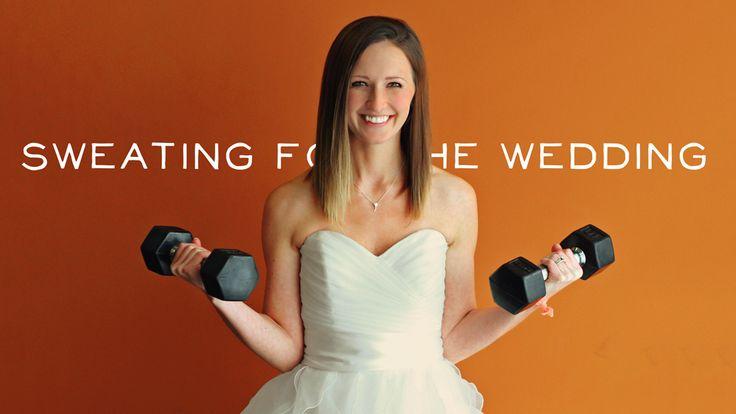 Arm and Back Workout #SweatingForTheWedding