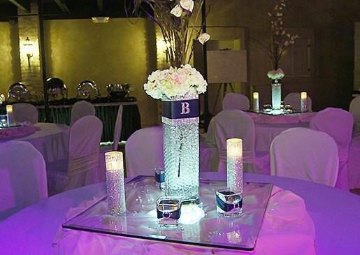 Blinged Out Reception Blacklight Perhaps Wouldn T Be An Ordinary Find This Pin And More On Bling Wedding Ideas