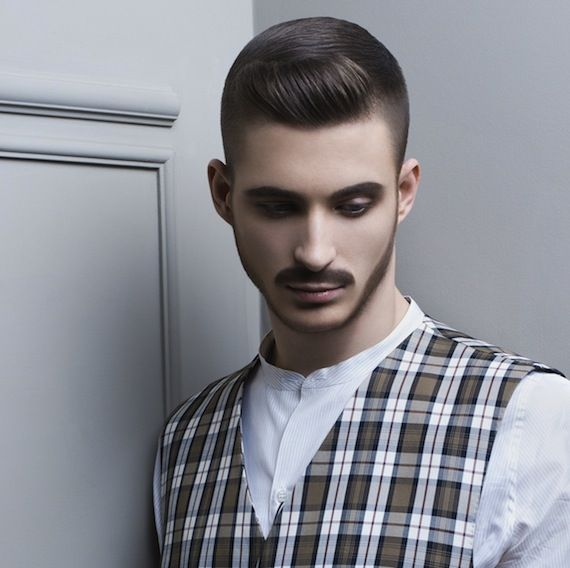 Мужские стрижки и прически в Киеве. Цены на стильные, современные, молодежные мужские стрижки | салон красоты Kika-Style