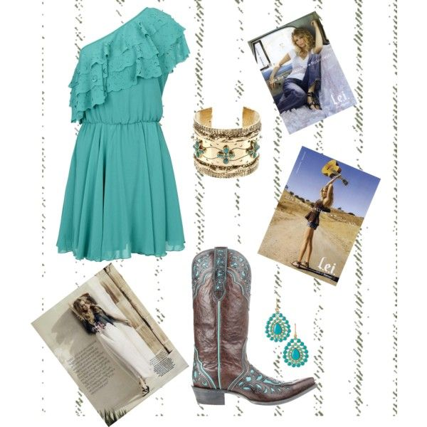 TAYLOR, created by countrygirl6266 on Polyvore  I have these boots!!