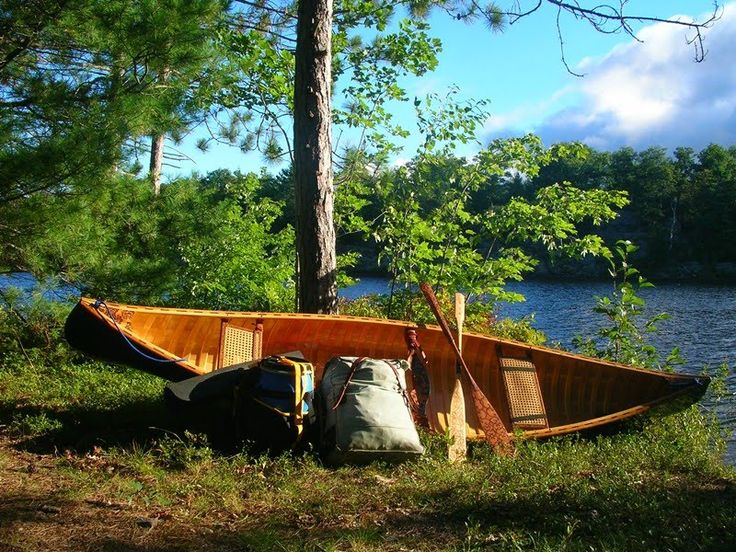 The biggest source of information on the planet for building, restoring and appreciating wooden canoes is the Wooden Canoe Heritage Association and their on-line discussion forum. Description from bushcraftusa.com. I searched for this on bing.com/images