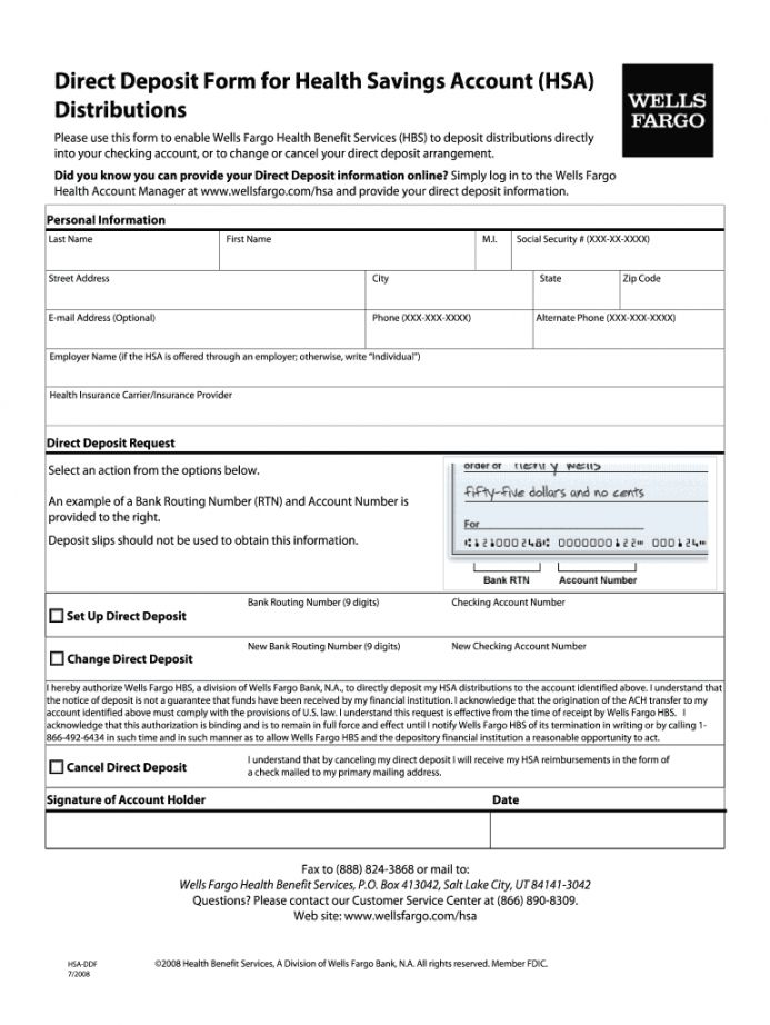Explore Our Image Of Payroll Direct Deposit Authorization Form Template For Free Real Estate Flyer Template Power Of Attorney Form Directions