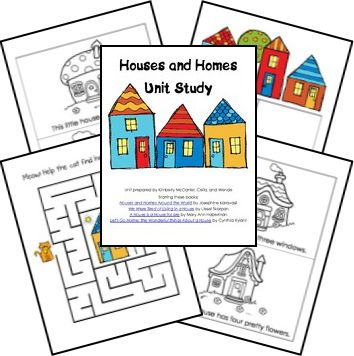 70 best All About Me-Homes images on Pinterest | Kindergarten ...
