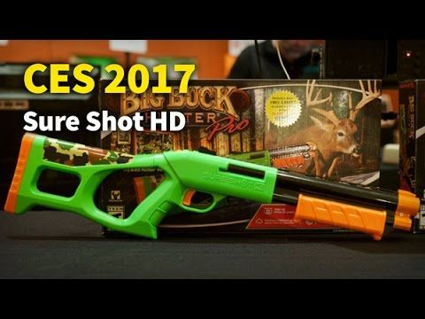 CES 2017: Sure Shot HD Android Video Game Console - http://gamesitereviews.com/ces-2017-sure-shot-hd-android-video-game-console/