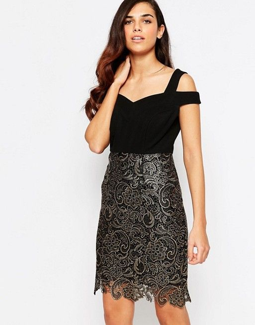 Lashes of London | Lashes Of London Evie Lace Dress
