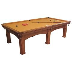 Billiard Snooker or Pool Table Arts and Crafts