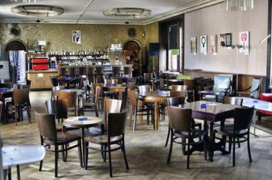 Cafe Kulturalna | pl. Defilad 1, PKiN