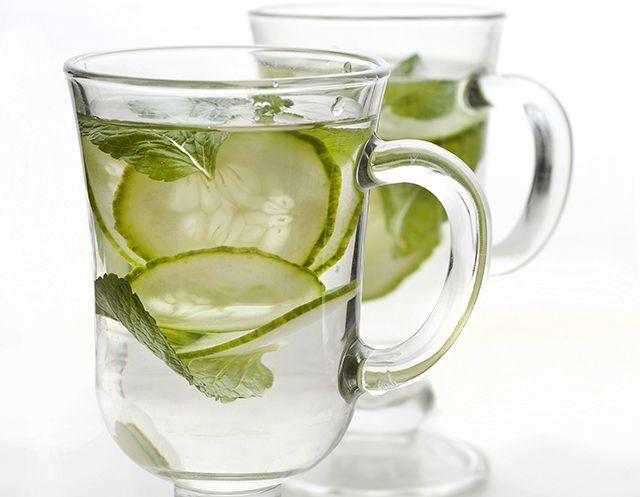 8 ok, amiért érdemes uborkás vizet innod! - Megelőzés - Test és Lélek - www.kiskegyed.hu