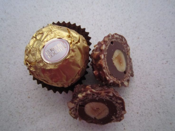 Recipe Ferrero Rocher Ice Cream